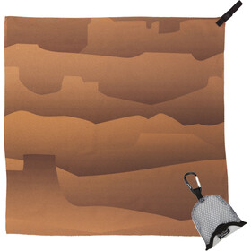 PackTowl Nano Towel, sunset mesa